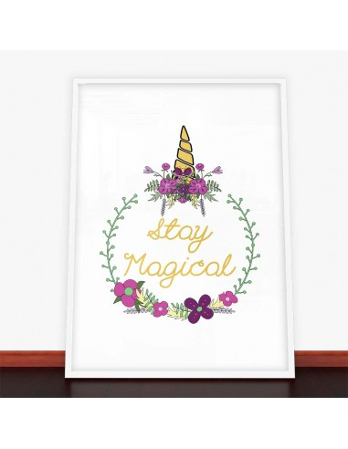 Plakat Stay Magical