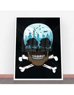 Plakat Death City