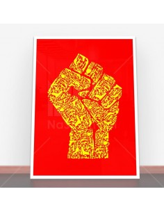 Plakat Hand Of Revolution