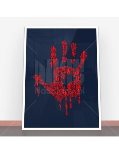 Plakat Hand Of Zombies