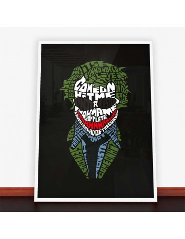 Plakat Why So Serious