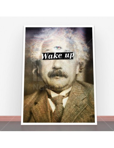 Plakat Einstein's Third Eye