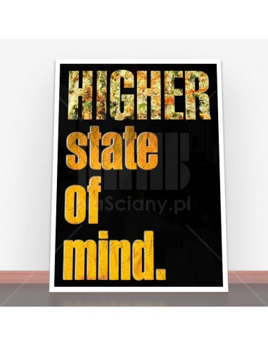 Plakat Higher State