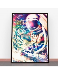 Plakat Space Trippin