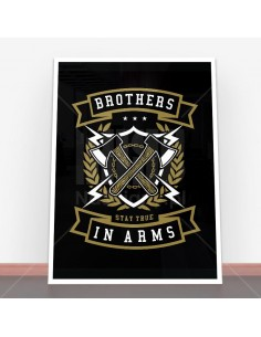 Plakat Brother In Arms