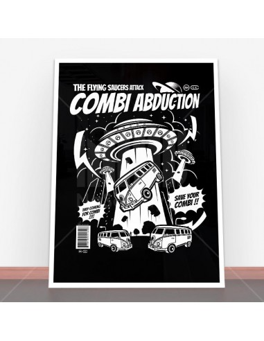 Plakat Combi Abduction