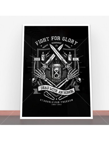Plakat Fight For GLory