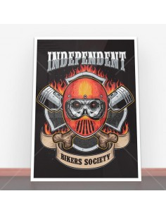Plakaty Independent Bikers Society