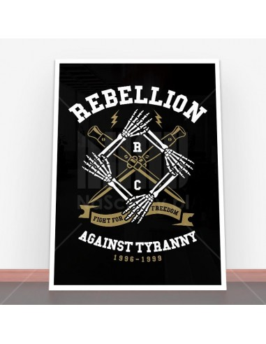 Plakat Rebellion 4