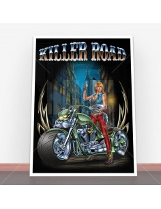 Plakat Killer Road