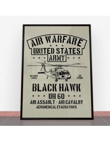 Plakat Air Warfare