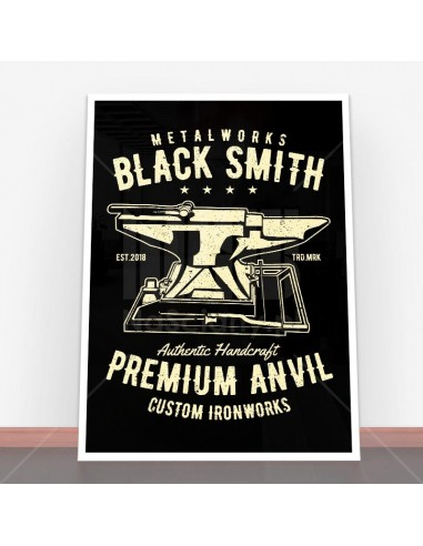 Plakat Blacksmith