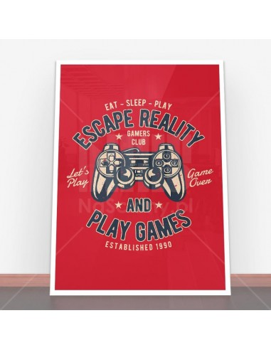Plakat Escape Reality