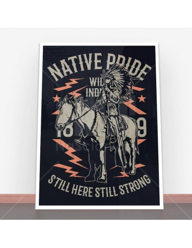 Plakat Native Pride
