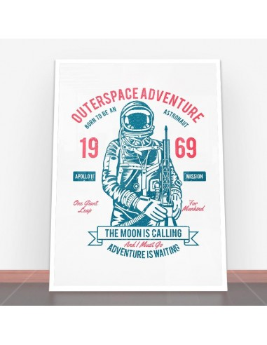 Plakat Outerspace Adventure 69
