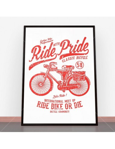 Plakat Ride With Pride
