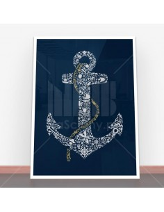 Plakat Anchor